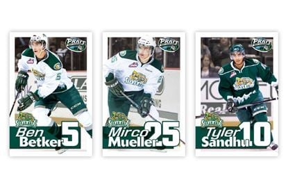 Picture of Player Magnets - Pro Hockey
