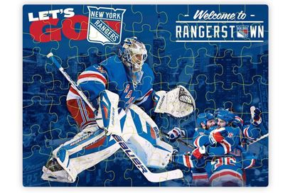Picture of Puzzles (2 in 1) - Pro Hockey